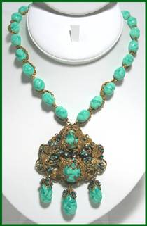 Glitter Box Vintage Designer Costume Jewelry Archives